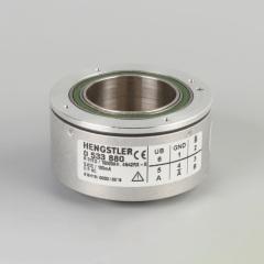 Hengstler Elevator Spare Parts 0533880 RI76TD/10000AH.4N42RX-S Rotary Encoder