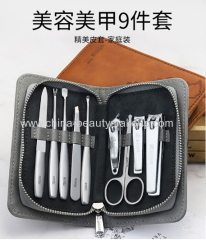 High quality nail clippers manicure kit manicure set beauty tools nail care tools personal care tools