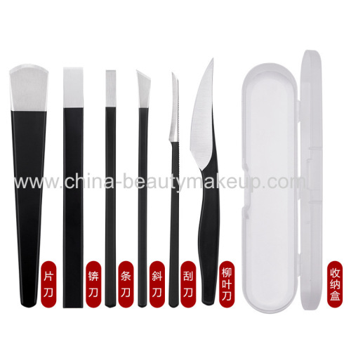 Professional pedicure knifes foot knifes stainless steel foot care tools foot accessories pedicure accessories
