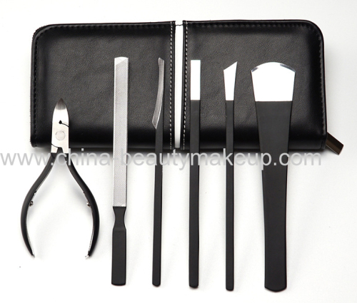 Professional quality pedicure knifes foot knifes cuticle nippers pedicure suits pedicure kits foot care tools