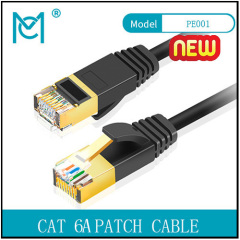 Cat 6A Ethernet Cable Shielded 32AWG Lastest FTP Patch Cord
