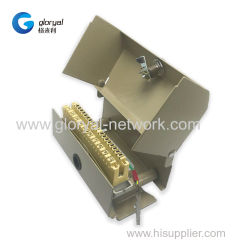 10 Pair or 20 Pair LSA krone module distribution box