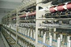 Credit Ocean Metallic Yarn Covering Machine