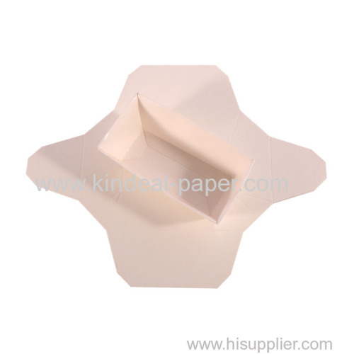 white high bulk pe coated paper board for ice cream packing container