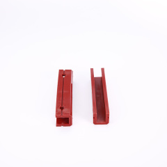 Kone Elevator Lift Spare Parts 140mm*17mm Elevator Guide Shoe Boot Lining