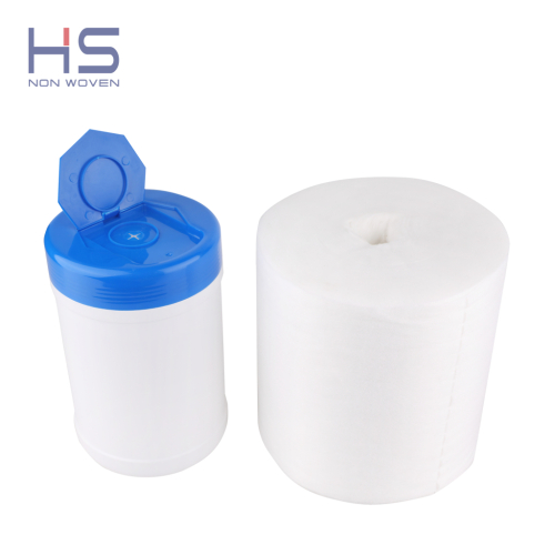 Canister Pack Disinfectant Wipes for Multi-Surface Cleaning