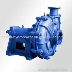 High Quality Heavy Duty Wear-Resisting Mineral Process Centrifugal Slurry Pump Impurity Pump