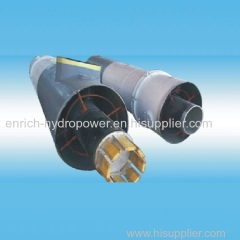 Metal Isolated Phase Enclosed Bus Duct Busway for All Kinds of Power Plant Power electricity generatation