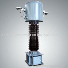 Lvqb7-66 Sf6 Gas Insulation Inverted Protection Current Transformer current sensor CT35kv 66kv 110kv 220kv