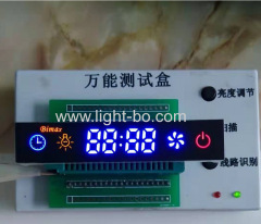 customized display;custom display;led display module; led module;kitchen hood;