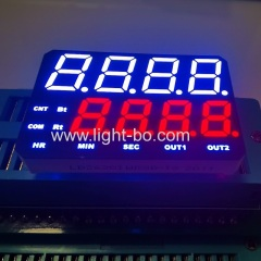 led display module;customized display;custom display;dual line display;8 digit display