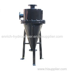 Exsq Hydrocyclone Exsq Hydroclone Hydraulic Liquid Cyclone and Filtration spiral Separator water treatment cyclone