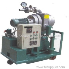 Zxj Two-Stage Rotary Vane Roots Primary Secondary Booster Vacuum Pumping Unit