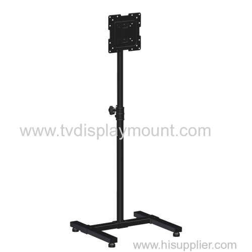 Competitive 200*200 Moveable TV Cart Stand with Wheels Standing