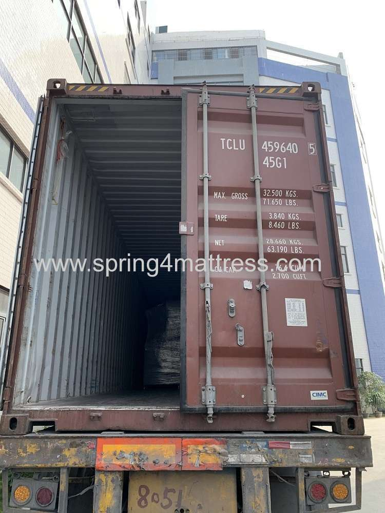 container photo with cargo