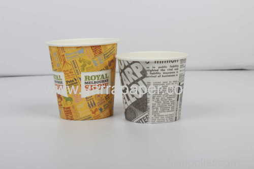 8oz/12oz Chip Cup Single Wall
