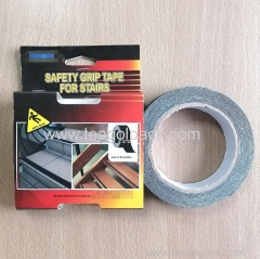 25mmx5M Black Safety Grip Adhesive Tape For Stairs AntI-Slip