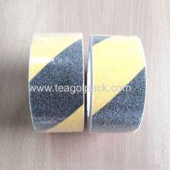 Yellow&Black Anti-Slip Adhesive Tape Customized size