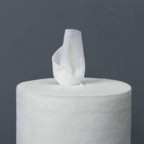 Canister Dry Wipes Nonwoven Canister Wet Dry Wipes In Can
