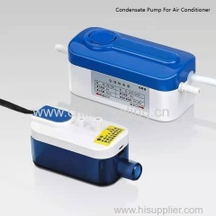 condensate pump for air-conditioner China manufacturer