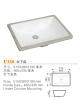 Oblong under counter basin manufacturers.ceramic sink suppliers.bathroom sink manufacturers.sanitary ware.wash basin
