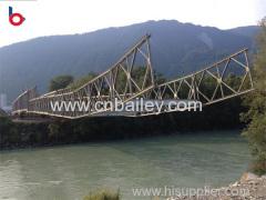 Bailey bridge 54m long CB-200