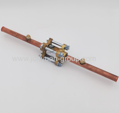 Check Valve with Extensions for Medical Gas