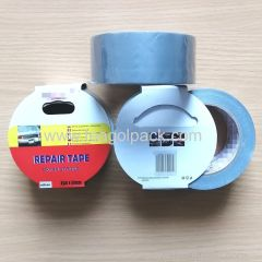 50mmx25M Repair Tape Silver Color Cloth Duct Tape Silver