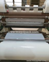 144mmx2000M Jumbo Size BOPP Packing Tape White