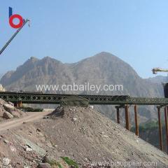 bailey prefabricated steel bridge
