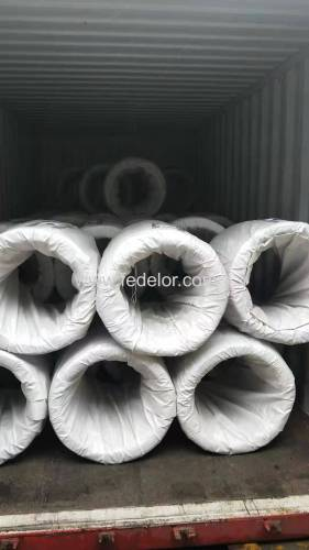 black wire steel wire material steel