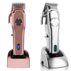 New Professional Men's Grooming Set Barber Haircut Machine Electric Hair Clipper