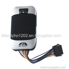 Motorcycle Car Tracking System Engine Cut off Function Relay Vehicle Mini GPS Tracker Tk303