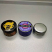 Metal tins child resistant lid jar snacks round tin can child proof tin can packing CBD packaging
