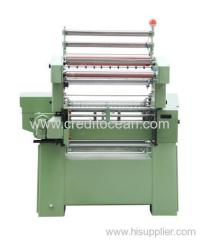 Credit Ocean Multifunctional high speed automatic jacquard crochet belt machine