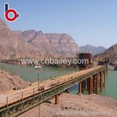 truss bridge for bailey