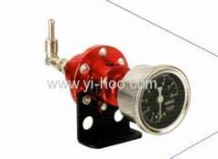 Automotive fuel pressure regulating valve