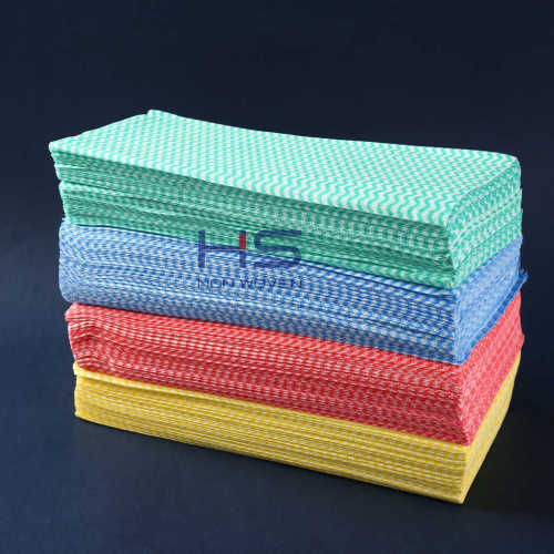 Heavy-duty cleaning wipes kitchen wipes Disposable Wipes Nonwoven