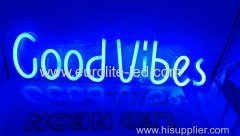 Neon Letter Light LED Alphabet Numbers Decorative Light up Words for Wedding Christmas Birthday Party Home Shop Ba