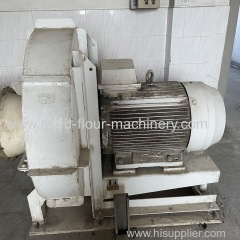BUHLER Used High Pressure Fan HTM3518 DLS