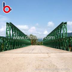 Customized Steel Bailey Bridge Irvine Of Favorable Price