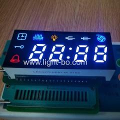 многоцветный ультра яркий 4-значный 7-сегментный светодиодный дисплей для таймера печи