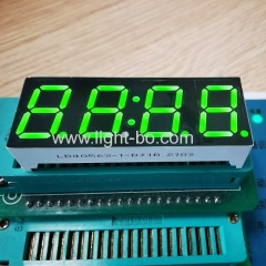 green display;green clock display;green oven display;clock display