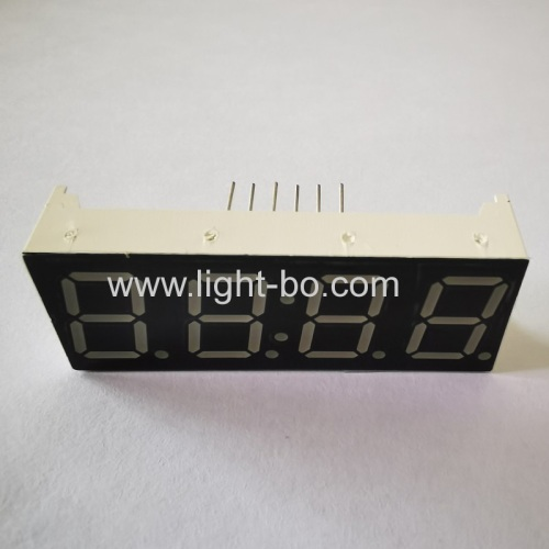Super bright Green 0.56  4 Digit 7 Segment LED Clock Display common anode for oven timer