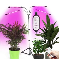 Full Spectrum Phytolamps DC 5V USB with Timer Desktop Clip Phyto Lamps for indoor Plants Flowers VEG seedling