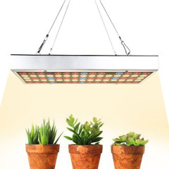LED plant panel light fill light patch 45W red blue white three-color full-light general plant growth lamp