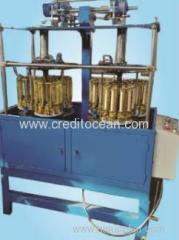 Credit Ocean covering core twisting machine