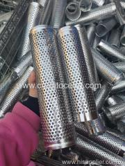 Credit Ocean Stainless steel dyed tube