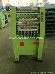Credit Ocean High Speed Round rope loom machine