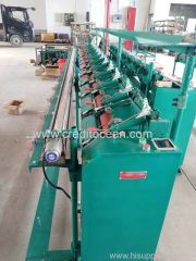 CREDIT OCEAN 12 spindle loose rewinder machine rewinder for bobbin